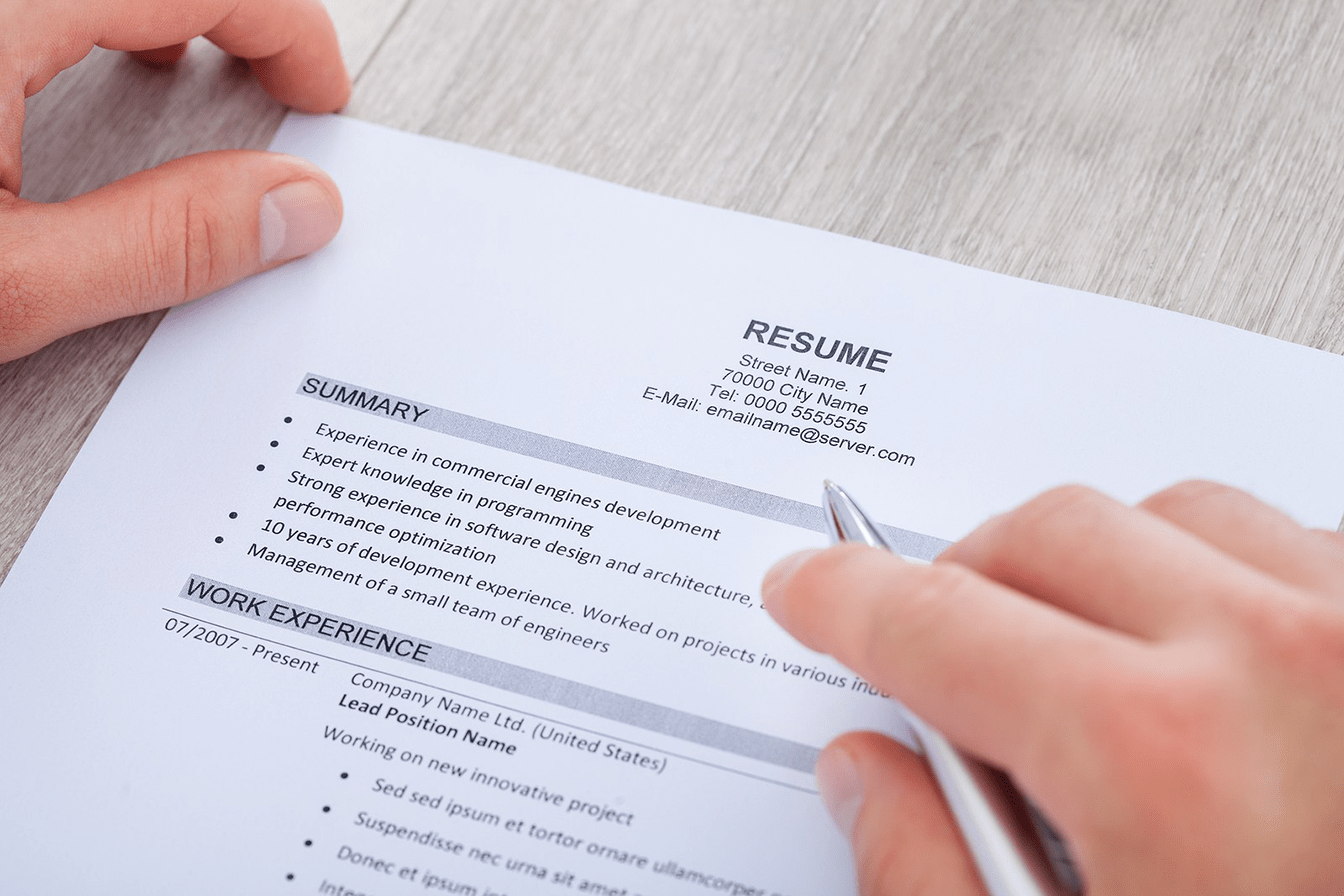 IT Resume Writing Services The Way Forward In Your Career
