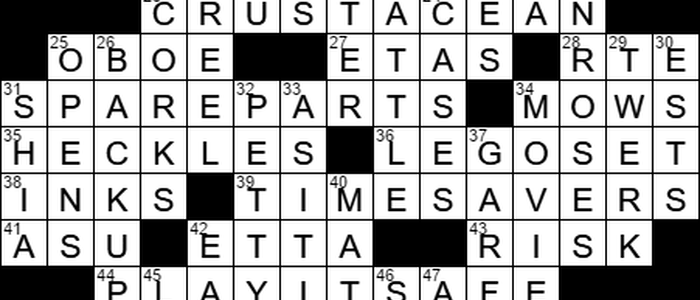 Check out the puzzles with the electronic cross word solvers